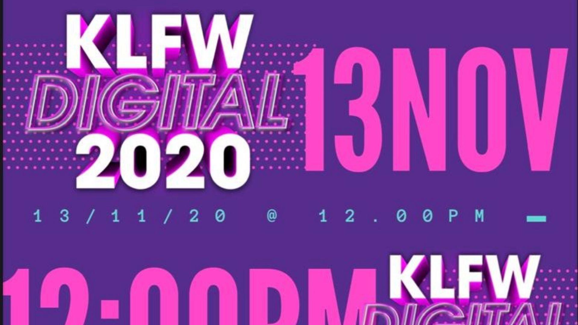 KLFW Digital Fashion Show