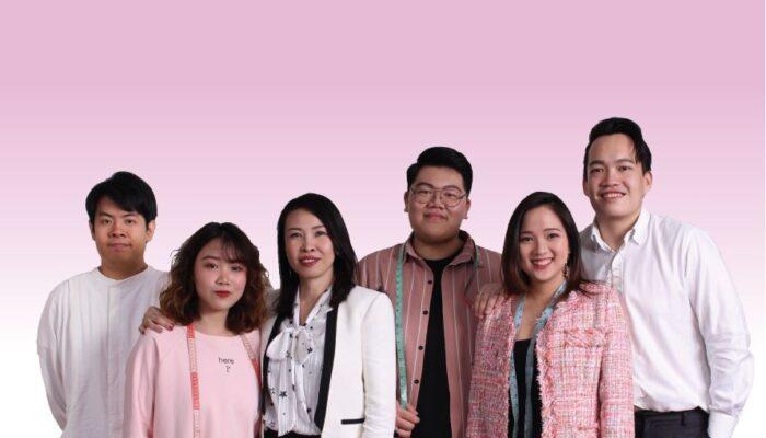Graduation Showcase Fashion Design Technology